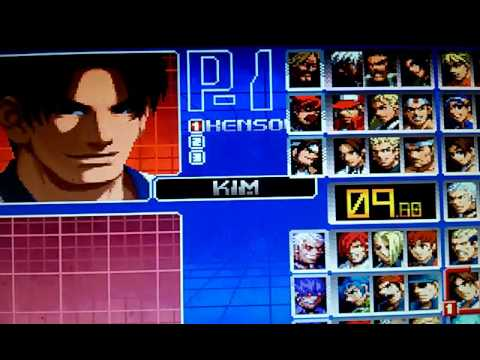 King of fighter 2002 magic plus 2 truco