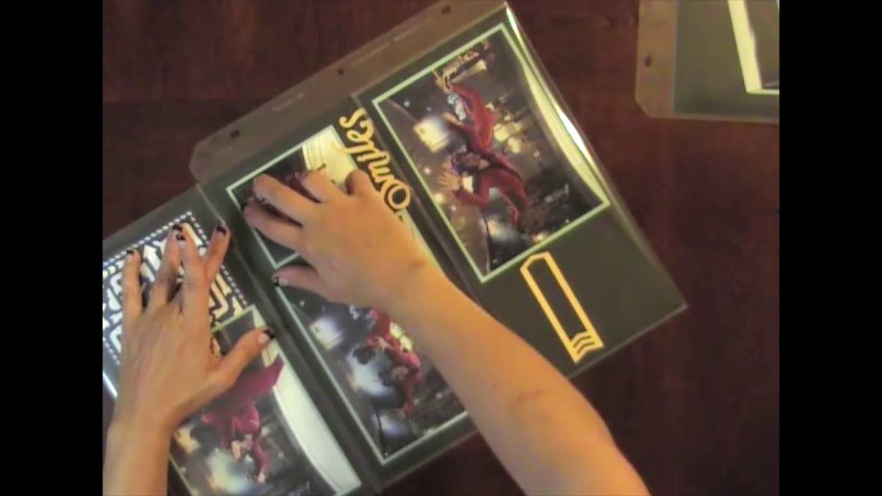 f8fb4483bd1a Close to My Heart Flip Flap Scrapbooking - Revamped - YouTube