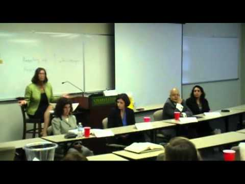 How To Get A Job in a Small Firm - Charleston School of Law - 5/17/12