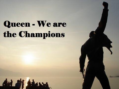 Queen - We are the Champions - Subtitulada en Español