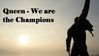 Queen - We are the Champions - Subtitulada en Español