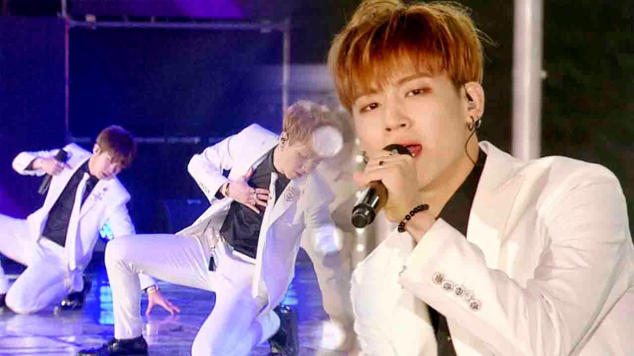 《SEXY》 GOT7(갓세븐) - 니가 하면(If You Do) @인기가요 Inkigayo 20151101