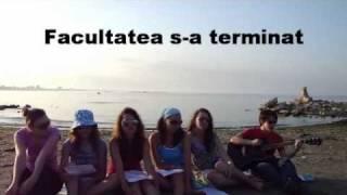 Un cantec fara refren - Imnul studentilor Cantemir Constanta, Promotia 2010