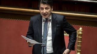 Italy ups coronavirus stimulus spending to €750 billion - nearly half its GDP