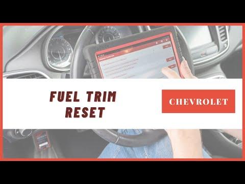 Chevrolet Suburban 2011 Fuel Trim Reset Power By LAUNCH