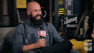 Being As An Ocean share compelling stories behind their new album from APMAs Gibson Lounge