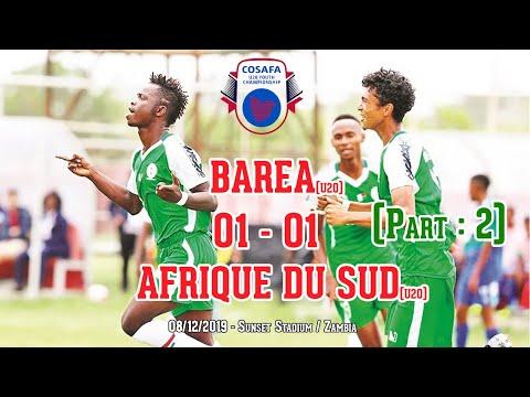 BAREA (U20) 01- 01 AFRIQUE DU SUD (U20) - 08/12/2019 / Part 02