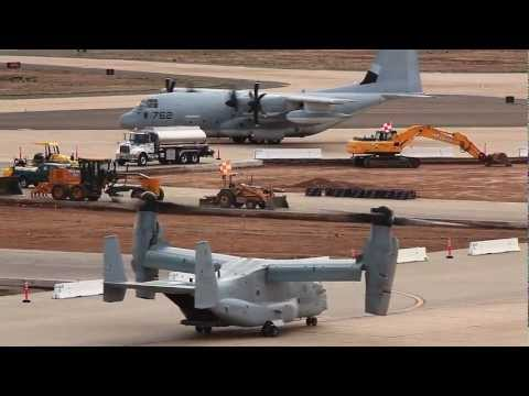 Check out Marine Corps Air Station Miramar