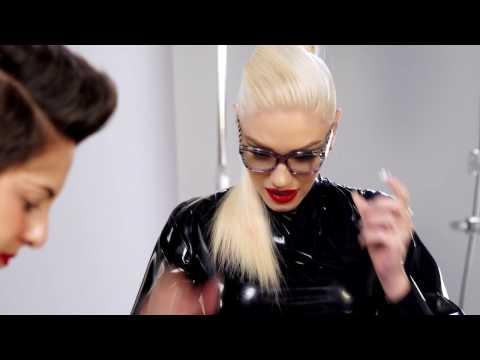 Behind the Scenes of Gwen Stefani's New L.A.M.B. / Gx Eyewear Shoot