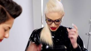 Behind the Scenes of Gwen Stefani's New L.A.M.B. / Gx Eyewear Shoot
