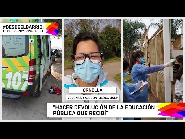 UNIVERSIDAD DESDE EL BARRIO  ETCHEVERRY RINGUELET