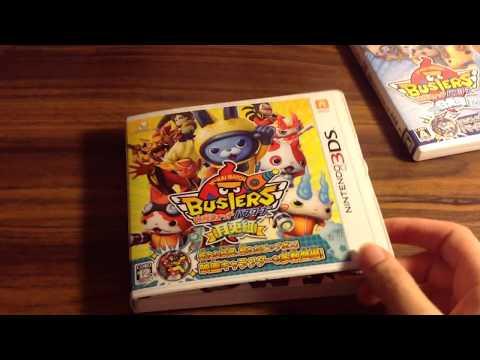 Yo-kai Watch Busters: Moon Rabbit Squad Version (Cardboard Box)