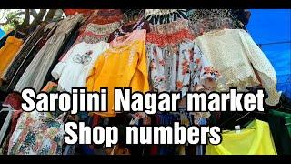 Sarojini Nagar Market collection   Zara, Gap   Cheapest market