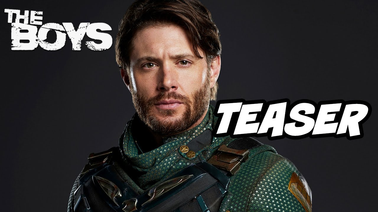 Download The Boys Season 3 First Look Teaser - Jensen Ackles Marvel Easter Eggs
