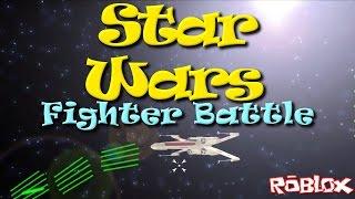 Let's Play ROBLOX   Star Wars Fighter Battles   SallyGreenGamer