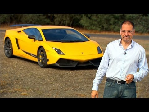 CNET On Cars - Lamborghini Gallardo Superleggera Ep 6