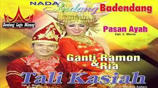 DENDANG MINANG SERO || GANTI RAMON & RIA