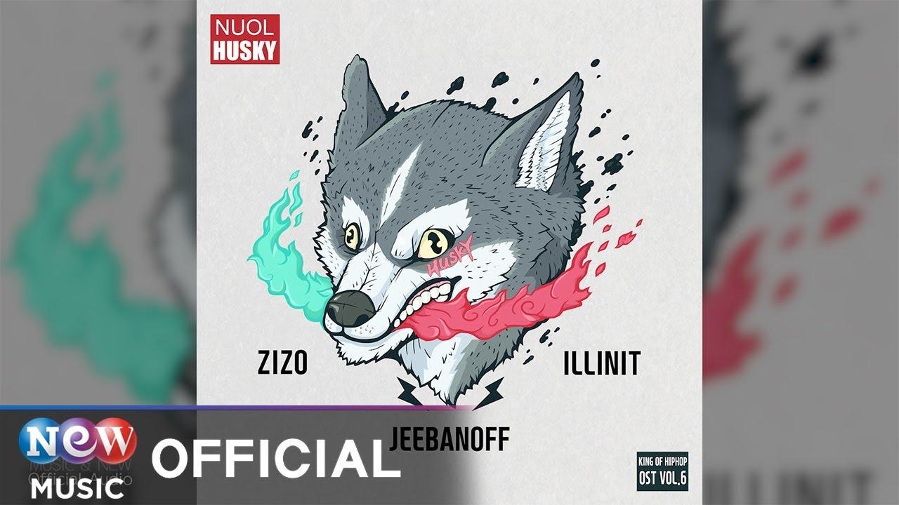[KING OF HIP HOP 힙합왕 나스나길 OST] NUOL(뉴올) - Husky (Feat. ZIZO(지조), ILLINIT, jeebanoff)