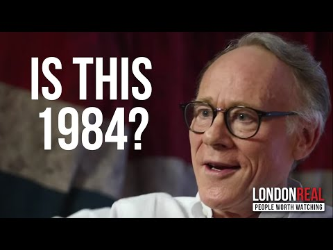 ENDING THE WAR ON DRUGS - Graham Hancock on London Real