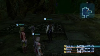 Final Fantasy 12 The Zodiac Age Part: 13 Leveling Up \ Exploring