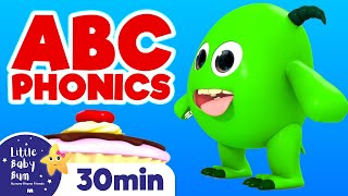 Alphabet Sounds - Animals Song | Little Baby Bum | Animals for Kids | Fun Songs and Nursery Rhymes