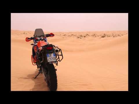 Tunisia ktm 990 sahara discovery