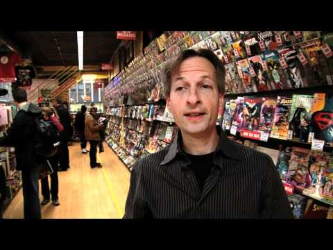 Comic Store Heroes - Promo