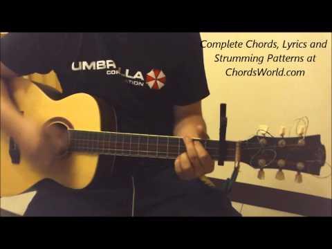 The Weeknd Angel Chords