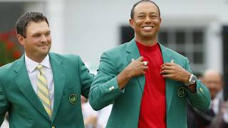 Tiger Woods wins 1st Masters title in 13 years