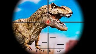 Dinosaur Jurassic Hunt (by Tap 2 Sim) Android Gameplay Trailer