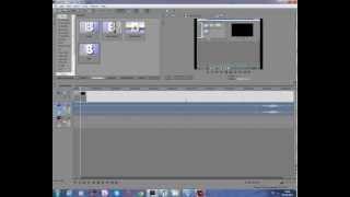 [Видеоурок] Sony Vegas PRO 10.0 (3 урок: Работа с видеодорожками (Замедление, ускорение и.т.д))