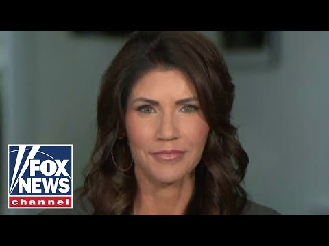 Kristi Noem vows she won't accept migrant resettlement attempts in her state