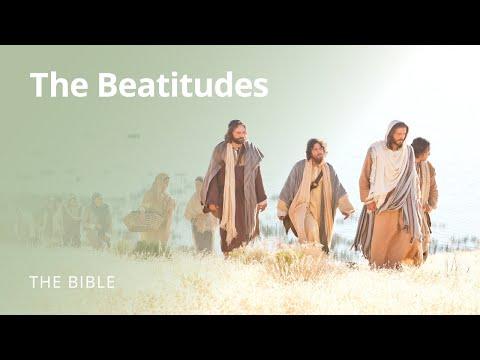 Sermon on the Mount: The Beatitudes