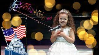Sophie performing at National events! - Vlog