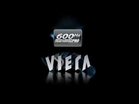 Panasonic Viera 600Hz English by www.calliographix.com