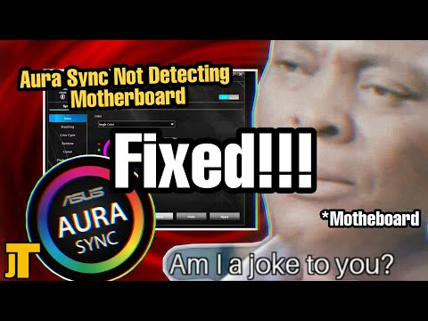 How to Fix Asus Aura Sync Not Working Fast (2019 Ultimate Solution)