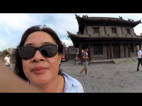 Trip to Xian from Shanghai by G-Train June 2017 - 4K