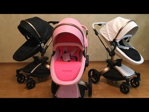 baby-stroller-aulon-pink-colour-model-2017-new-+contest-+-gift