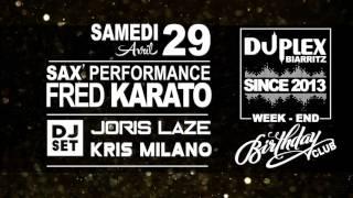 ANNIVERSAIRE DUPLEXCLUB Biarritz 2017