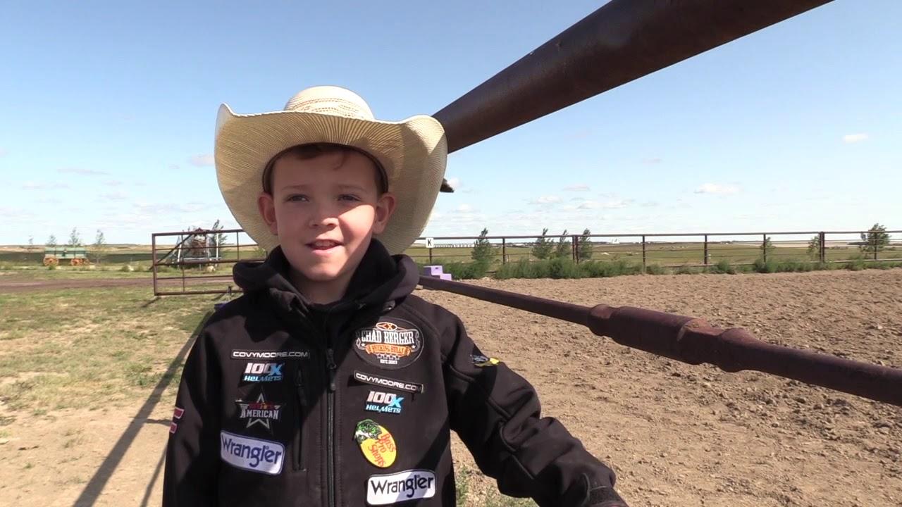 Episode 3 - raising a rodeo bull