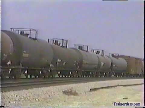 Classic Railroad Series 837 - SP 9361 West At El Casco, CA 1991.