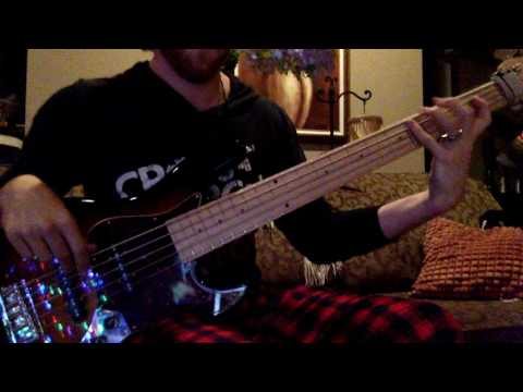 24K Magic - Bruno Mars Bass Cover (The...