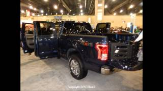 2015 Philadelphia Auto Show Slideshow-Counting Cars Music (Parody of Counting Stars)