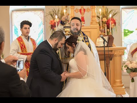 Syriac Orthodox Wedding Tarpon Springs, FL