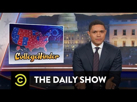 Making Sense of the Electoral College: The Daily Show