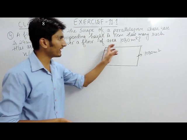 Exercise 11.1 Questions 4 - NCERT CBSE Solutions for Class 8th Maths