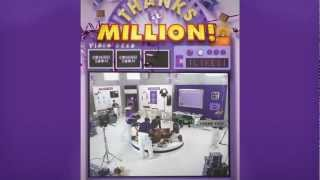 "Cadbury Dairy Milk - ""thanks A Million"" Case Study"
