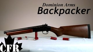 Dominion Arms Backpacker