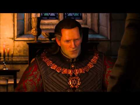 Voice Performance of Charles Dance in The Witcher 3