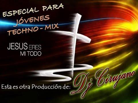 Techno House Cristiano Mix